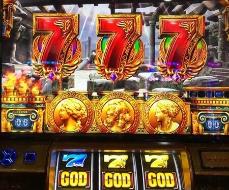 ミリオンゴッド神々の凱旋7
