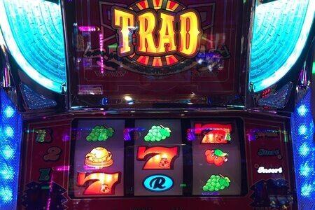【TRAD】スロット台評価、感想、打ち方、設定差、設定判別、立ち回り、改善点