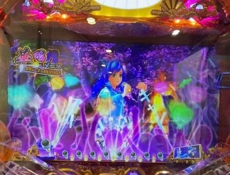 海物語ジャパン2金富士3