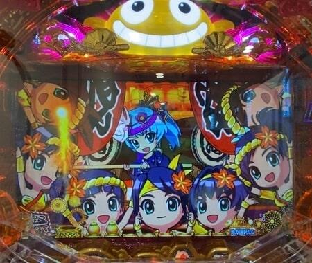 海物語ジャパン2金富士10