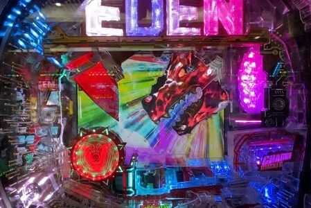 【P ROAD TO EDEN(ロードトゥーエデン)】パチンコ新台評価、感想、スペック、当選時の内訳、改善点