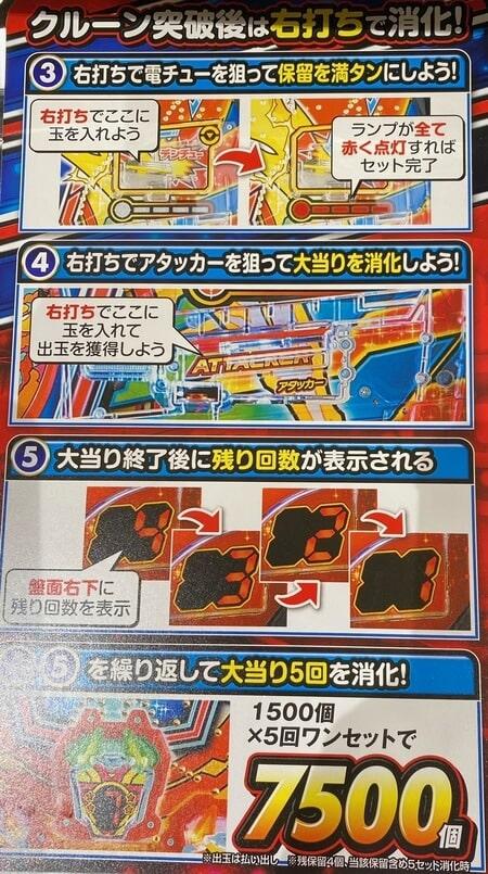 スーパーコンビ7500-3