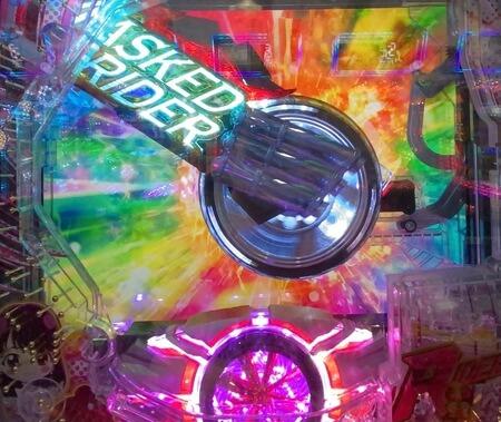 仮面ライダー轟音ライト甘8