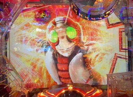 仮面ライダー轟音ライト甘3